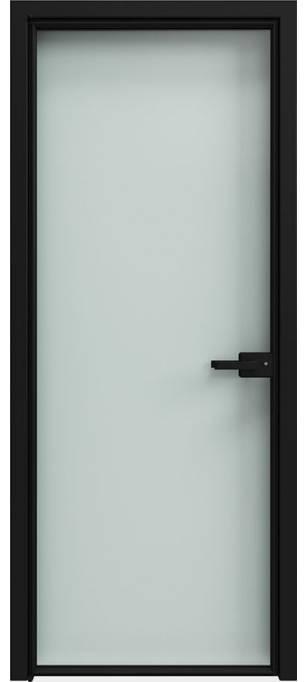 Дверь Софья 1000 Lines А7 T01 Стекло прозрачное