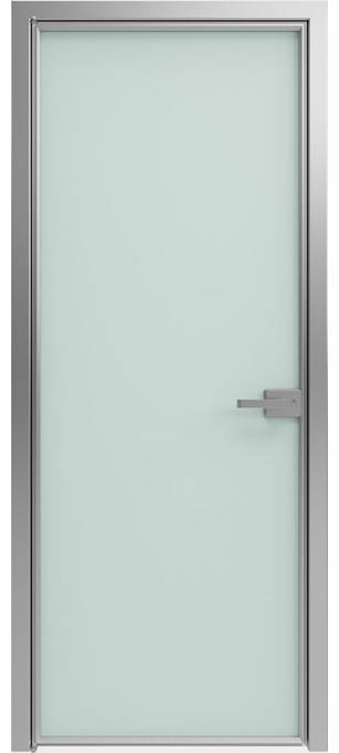 Дверь Софья 1000 Lines А1 T02 Стекло матовое