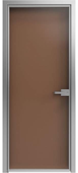 Дверь Софья 1000 Lines А1 T04 Стекло бронза прозрачная