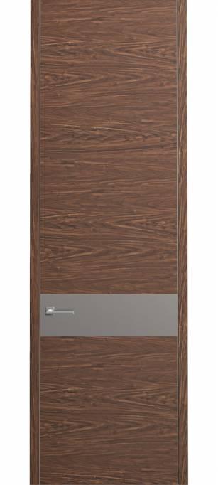 Межкомнатная дверь Софья Contorno Орех натуральный, натуральный шпон 138.99