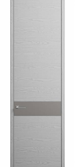 Межкомнатная дверь Софья Contorno Ясень светло-серый, эмаль структурированная 300.99