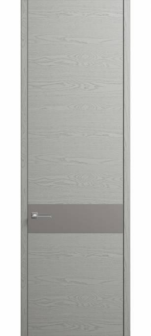 Межкомнатная дверь Софья Contorno Ясень серый, эмаль структурированная 301.99