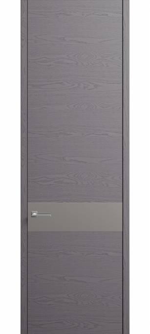 Межкомнатная дверь Софья Contorno Ясень дымчатый, эмаль структурированная 302.99