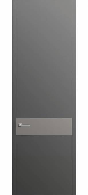 Межкомнатная дверь Софья Contorno Грифельный шелк  331.99