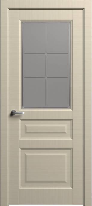 Межкомнатная дверь Софья Мастер и Маргарита Белый клен, кортекс 17.41Г-П6