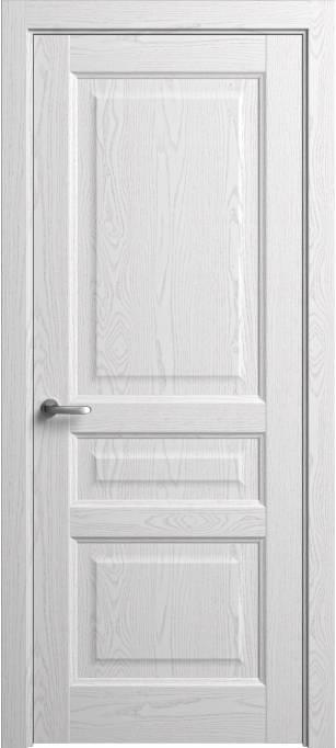 Межкомнатная дверь Софья Мастер и Маргарита Ясень белый,эмаль структурированная 35.42
