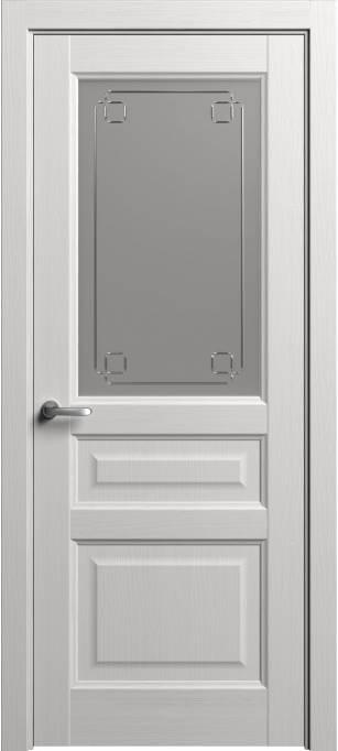 Межкомнатная дверь Софья Мастер и Маргарита Ваниль, кортекс 50.41Г-К4