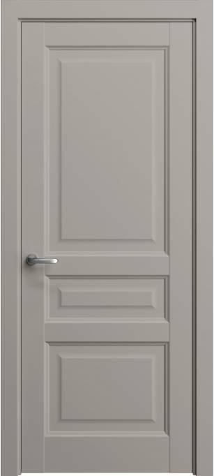 Межкомнатная дверь Софья Мастер и Маргарита Темно-серый шелк 330.42