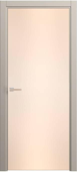 Межкомнатная дверь Софья Rain Светло-серый шелк 332.23