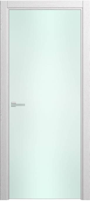 Межкомнатная дверь Софья Rain Ясень белый, шпон 35.23