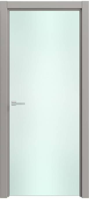 Межкомнатная дверь Софья Rain Milky, кашемированный кортекс 391.23