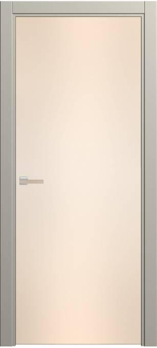 Межкомнатная дверь Софья Rain Серый шелк 57.23