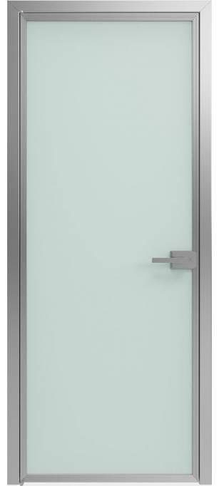 Межкомнатные двери Scala А1 T02 Стекло матовое - Sofia Scala