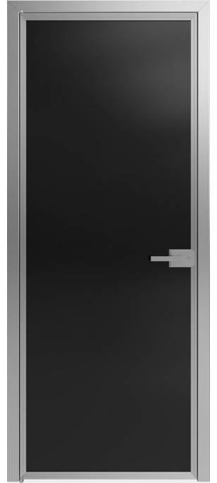 Межкомнатная дверь Софья Scala А1 T05 Стекло черное