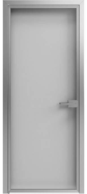 Межкомнатная дверь Софья Scala А1 T11 Стекло серебро светлое