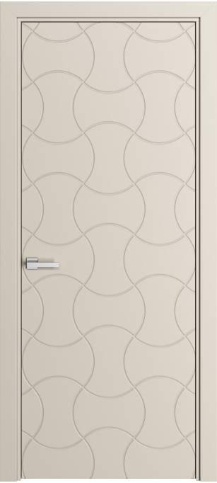 Межкомнатная матовая дверь софья Phantom дерево 74.79 CCU3