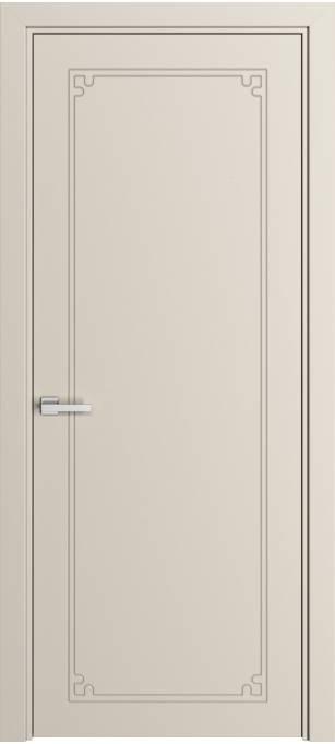 Межкомнатная матовая дверь софья Phantom дерево 74.79 CO1
