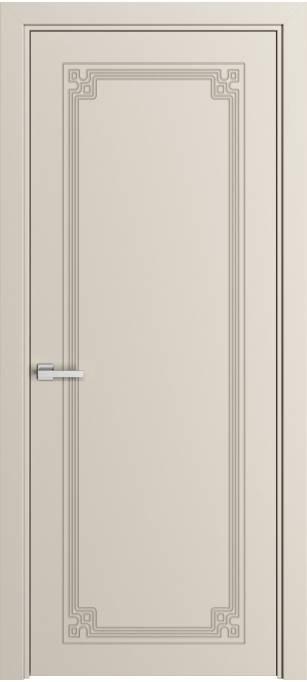 Межкомнатная матовая дверь софья Phantom дерево 74.79 CO2