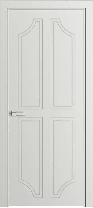 Межкомнатная матовая дверь софья Phantom дерево 78.79 CC8