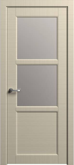 Межкомнатная дверь Софья Bridge Белый клен, кортекс 17.71 ССФ