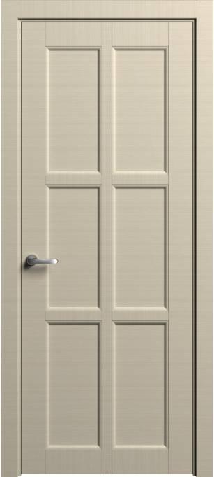 Межкомнатная дверь Sofia Bridge, модель 17.74ФФФ, белый клен, кортекс