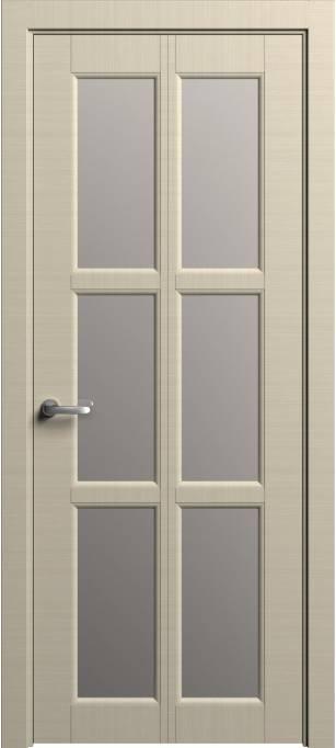 Межкомнатная дверь Sofia Bridge, модель 17.74ССС, белый клен, кортекс