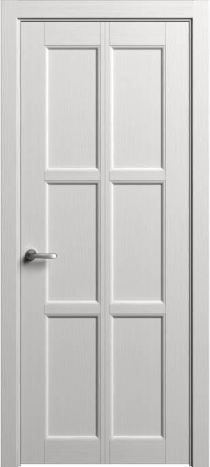 Межкомнатная дверь Sofia Bridge Ваниль, кортекс 50.74 ФФФ
