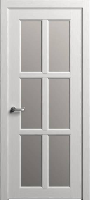 Межкомнатная дверь Софья Bridge Ваниль, кортекс 50.74 ССС