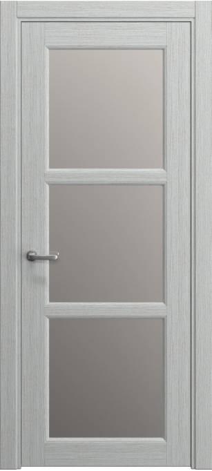 Межкомнатная дверь Sofia Bridge Жемчуг, кортекс 205.71 ССС
