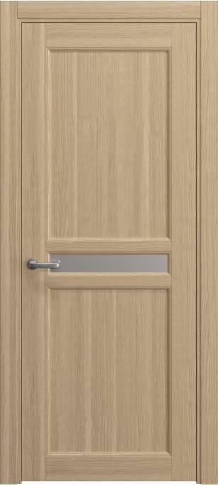Межкомнатная дверь Софья Bridge Янтарный дуб, кортекс 213.72 ФСФ