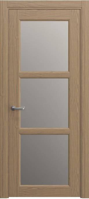 Межкомнатная дверь Софья Bridge Светлый орех, кортекс 214.71 ССС