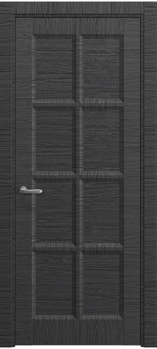 Межкомнатная дверь Софья Chalet Неро, кортекс 01.49
