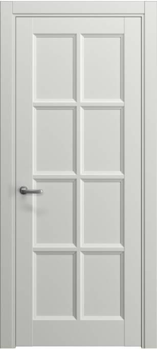 Межкомнатная дверь Софья Chalet Белый улун, монохромный кортекс 58.49