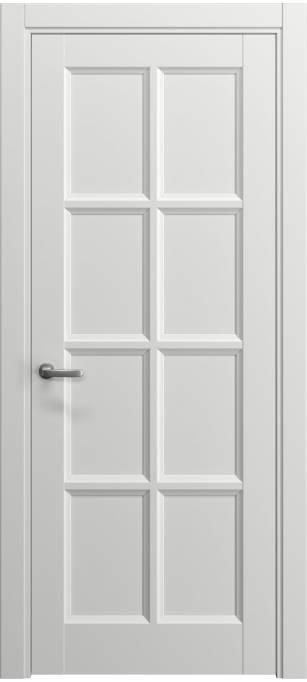 Межкомнатная дверь Софья Chalet Белый шелк 90.49