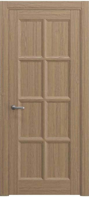 Межкомнатная дверь Софья Chalet Светлый орех, кортекс 214.49