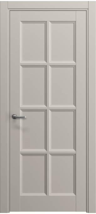 Межкомнатная дверь Софья Chalet Светло-серый шелк 332.49