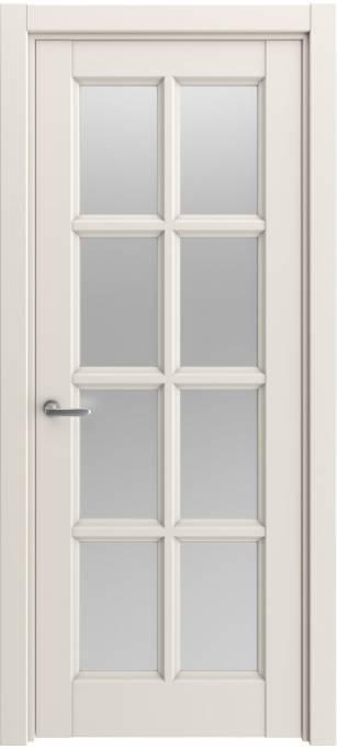 Межкомнатная дверь Софья Chalet Milky, монохромный кортекс 391.48
