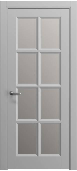 Межкомнатная дверь Софья Chalet  Ash, монохромный кортекс 399.48