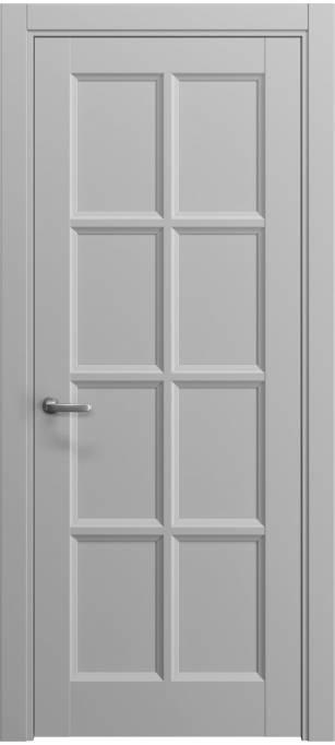 Межкомнатная дверь Софья Chalet  Ash, монохромный кортекс 399.49