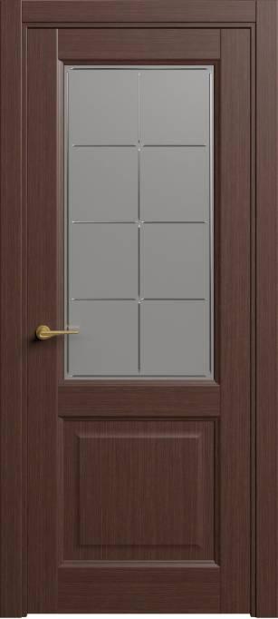 Межкомнатная дверь Софья Classic Венге 06.52