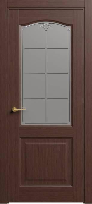 Межкомнатная дверь Софья Classic Венге 06.53