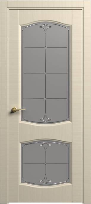 Межкомнатная дверь Софья Classic Белый клен, кортекс 17.147