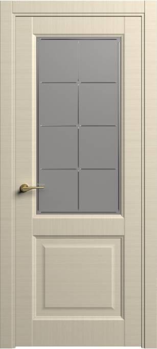 Межкомнатная дверь Софья Classic Белый клен, кортекс 17.52