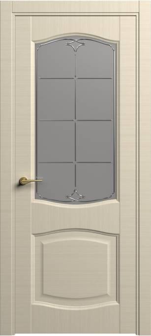 Межкомнатная дверь Софья Classic Белый клен, кортекс 17.157