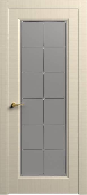 Межкомнатная дверь Софья Classic Белый клен, кортекс 17.51