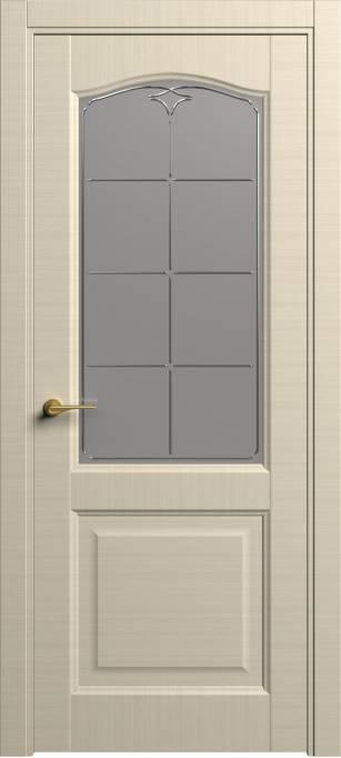 Межкомнатная дверь Софья Classic Белый клен, кортекс 17.53