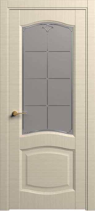 Межкомнатная дверь Софья Classic Белый клен, кортекс 17.54