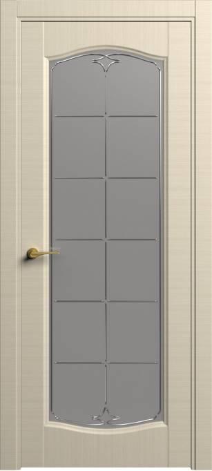 Межкомнатная дверь Софья Classic Белый клен, кортекс 17.55
