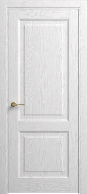 Межкомнатная дверь Софья Classic Ясень белый эмаль структурированная 35.162