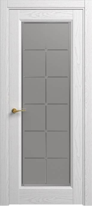Межкомнатная дверь Софья Classic Ясень эмаль структурированная 35.51